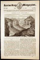 The Saturday Magazine, May 7th 1836: Sketches of New South Wales I